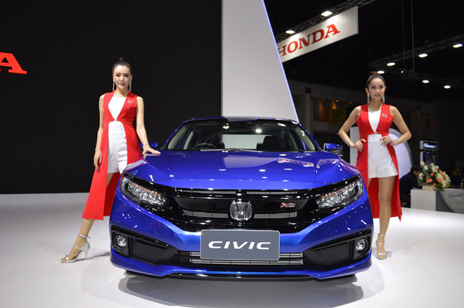 Honda Civic Facelift 2019