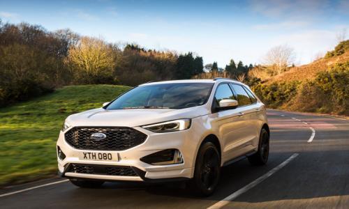 Ford Edge 2019 bản nâng cấp