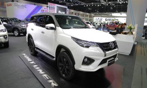 Bảng giá xe Toyota tháng 12 năm 2018