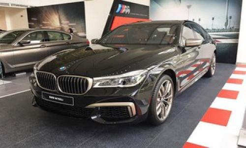 BMW M760Li cập bến Việt Nam với giá 13 tỉ đồng