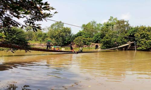 Cù lao Mây – Khám phá đặc sản miệt vườn sông nước Vĩnh Long