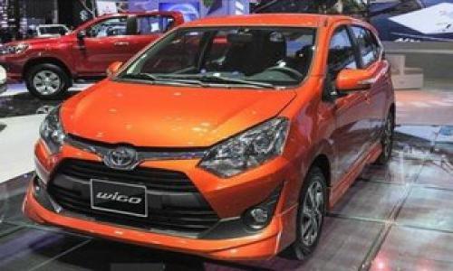 Toyota Wigo giảm 40 triệu chốt giá 305 triệu tại Việt Nam