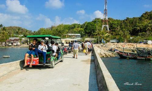 Tận hưởng những ngày lễ tuyệt vời tại đảo Hải Tặc
