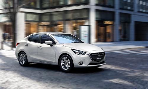 Xe Mazda2-new ra mắt tại Việt Nam