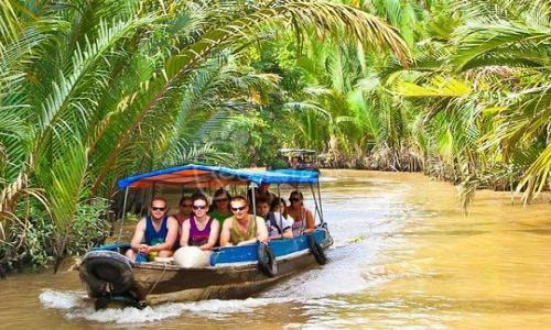 Du lịch Miền Tây sông nước, check-in thả ga