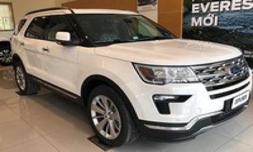 Tăng giá bất ngờ của Ford Explorer hơn 70 triệu tại thị trường Việt Nam