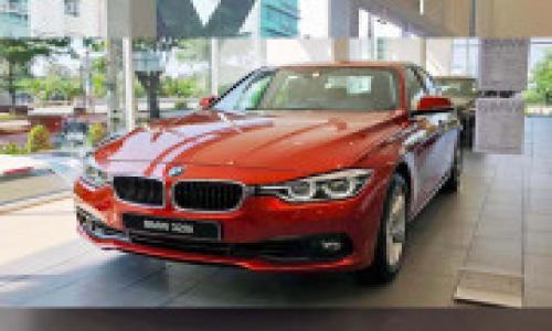 Giá lăn bánh mới nhất của BMW 2019 320i tại đại lý