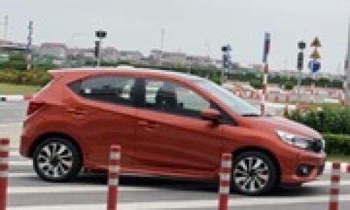 Giá 400 triệu cho Honda Brio sắp mở bán tại Việt Nam