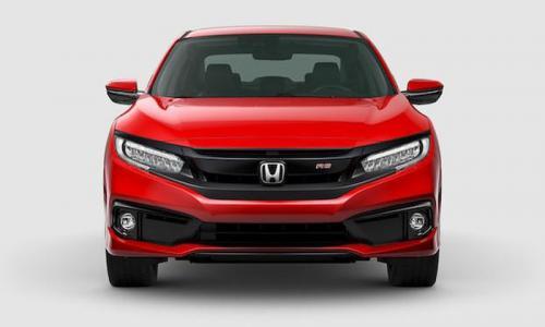 Honda ra mắt Civic RS 2019 cạnh tranh cùng Mazda3, Kia Cerato