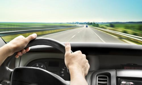 Kinh nghiệm căn đường cực chuẩn khi lái xe ô tô