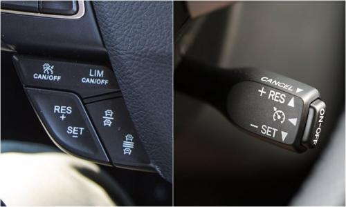 Mẹo lái xe tiết kiệm nhiên liệu với Cruise Control