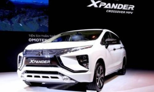 Doanh số kỷ lục của Mitsubishi xpander gây sốc
