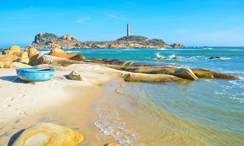 Mũi Né - Thiên đường của biển xanh cát trắng nắng vàng