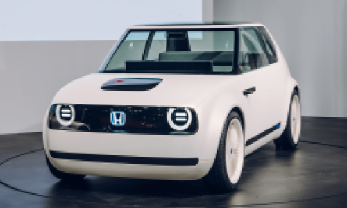 Xe hơi điện Honda EV trước thềm Geneva 2019