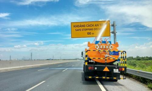 Những lỗi nguy hiểm của lái xe Việt trên cao tốc