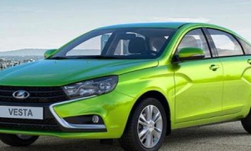 Ô tô Lada giá rẻ từ 360 triệu đồng sắp về Việt Nam