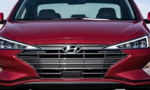 Hyundai Elantra 2019 sắp ra mắt tại Việt Nam
