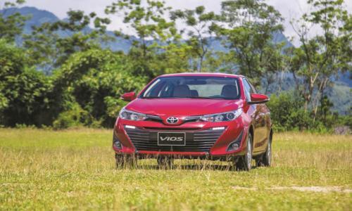 10 xe bán chạy nhất tháng 10 năm 2018 tại Việt Nam