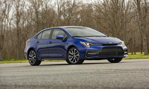 Giá tăng 800 USD Toyota Corolla 2020 sẽ ra mắt với nhiều thay đổi