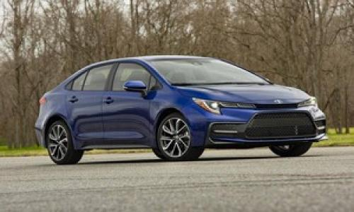 Toyota Corolla Altis mới tại Mỹ Giá 19.500 USD