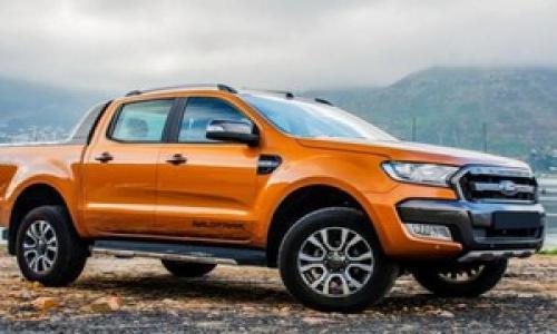 Ô tô tải Ford Ranger có giá 630 triệu tại Việt Nam