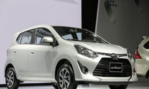 Toyota Wigo 2019 đối thủ đáng gờm trong phân khúc xe đô thị cở nhỏ